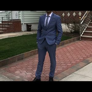 MENS ZARA LIMITED ADDITION SUIT